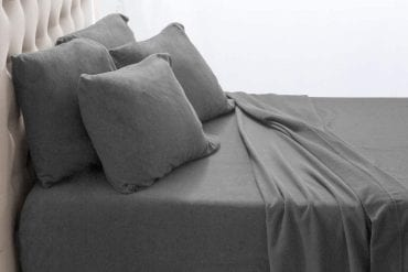 Full Size Fleece Sheet Set