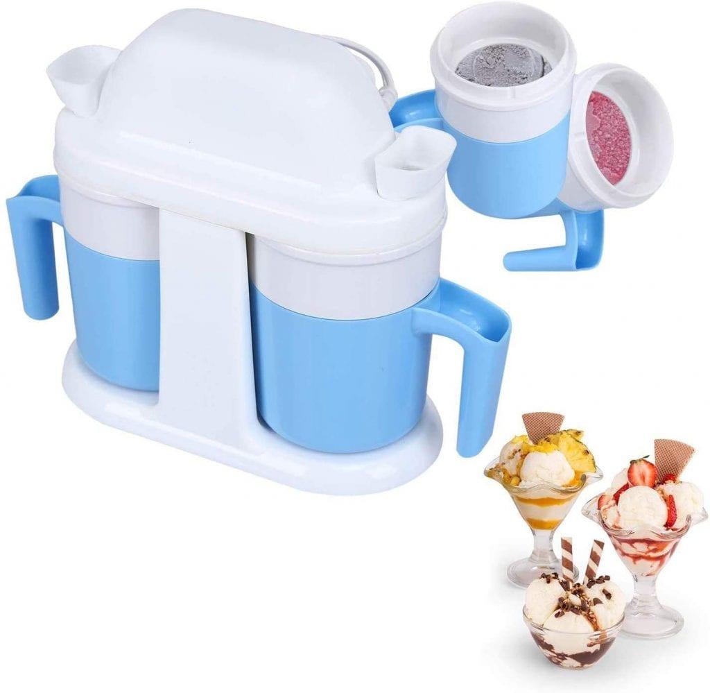 HoLead Ice Cream Machine for Home Use
