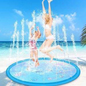 Magicfun sprinkler splash pad