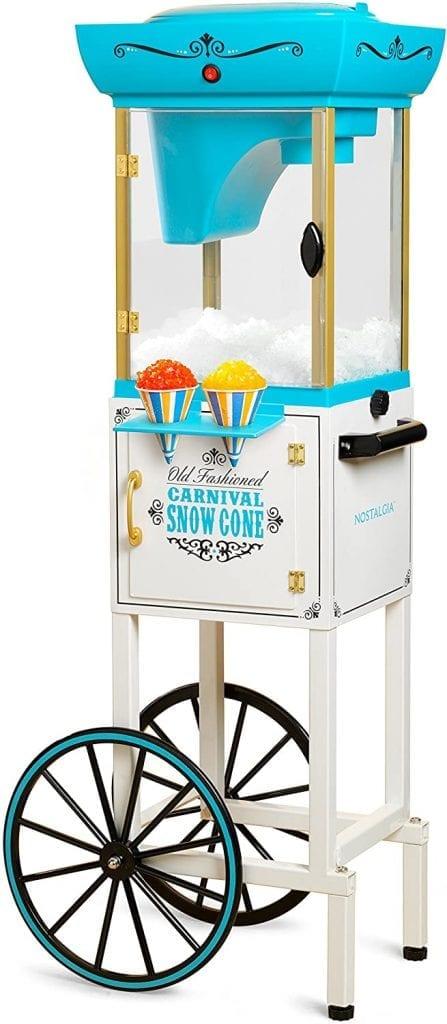 Nostalgia SCC399 Snow Cone cart