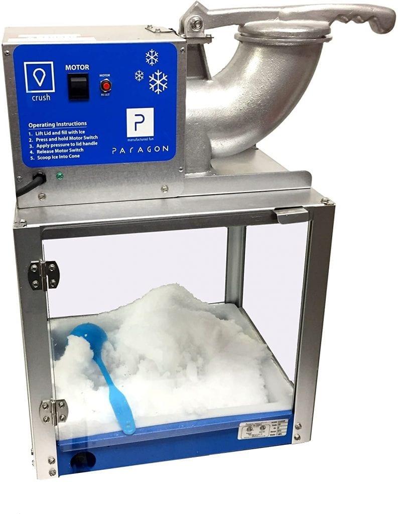 Paragon Simply a Blast Snow cone machine
