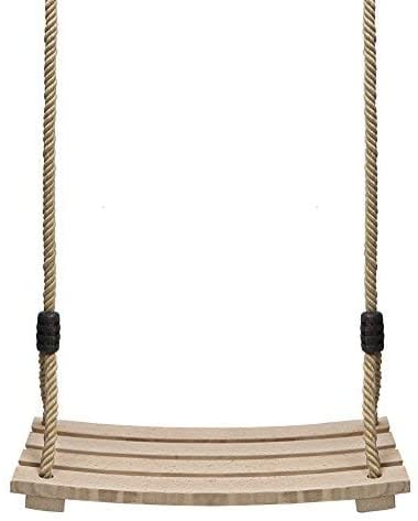 Pellor Indoor Outdoor Wood Tree Swing