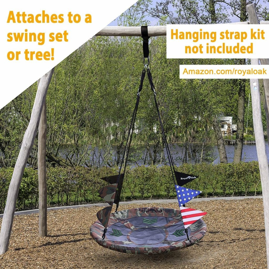 Royal Oak 40 Inch Flying Saucer Protective Swing