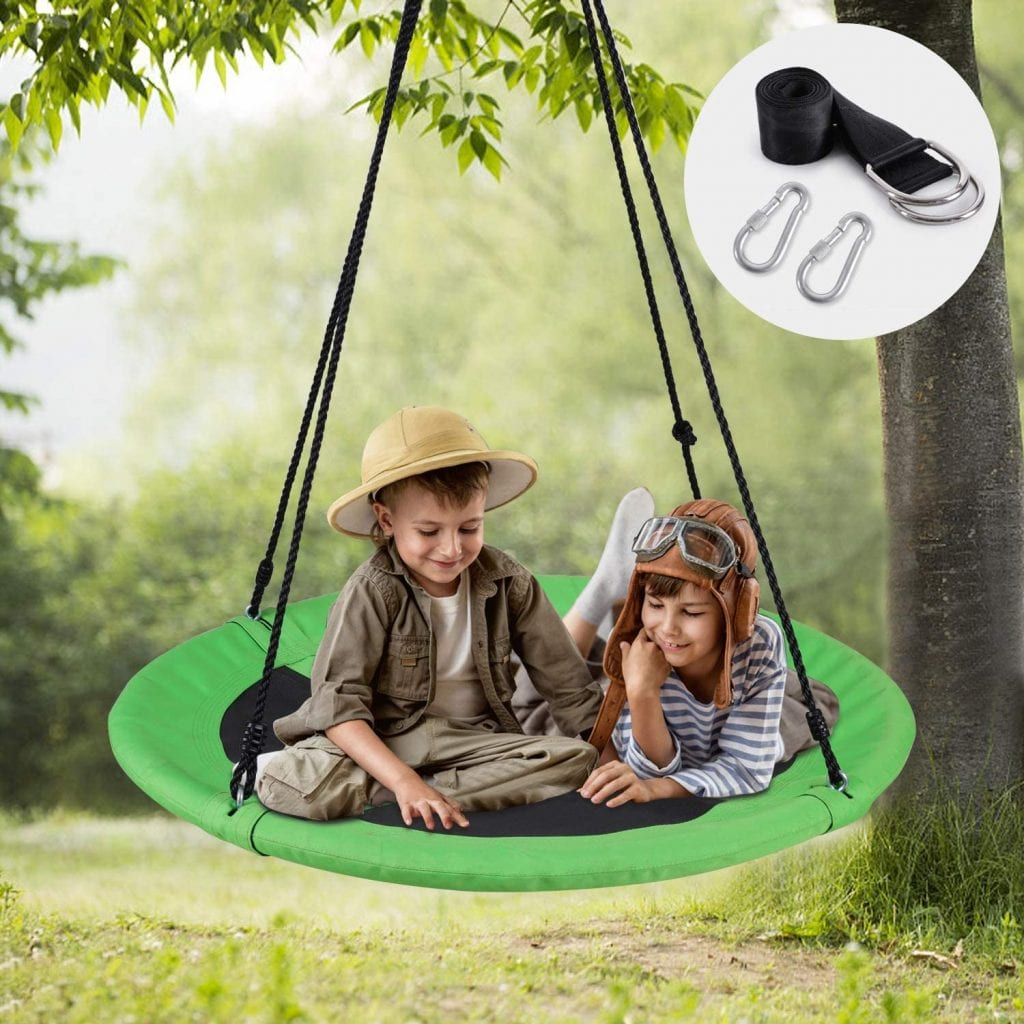 WV Wonder View Outdoor Tree Swing