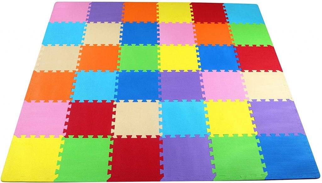 BalanceFrom Interlocking Tiles Mat