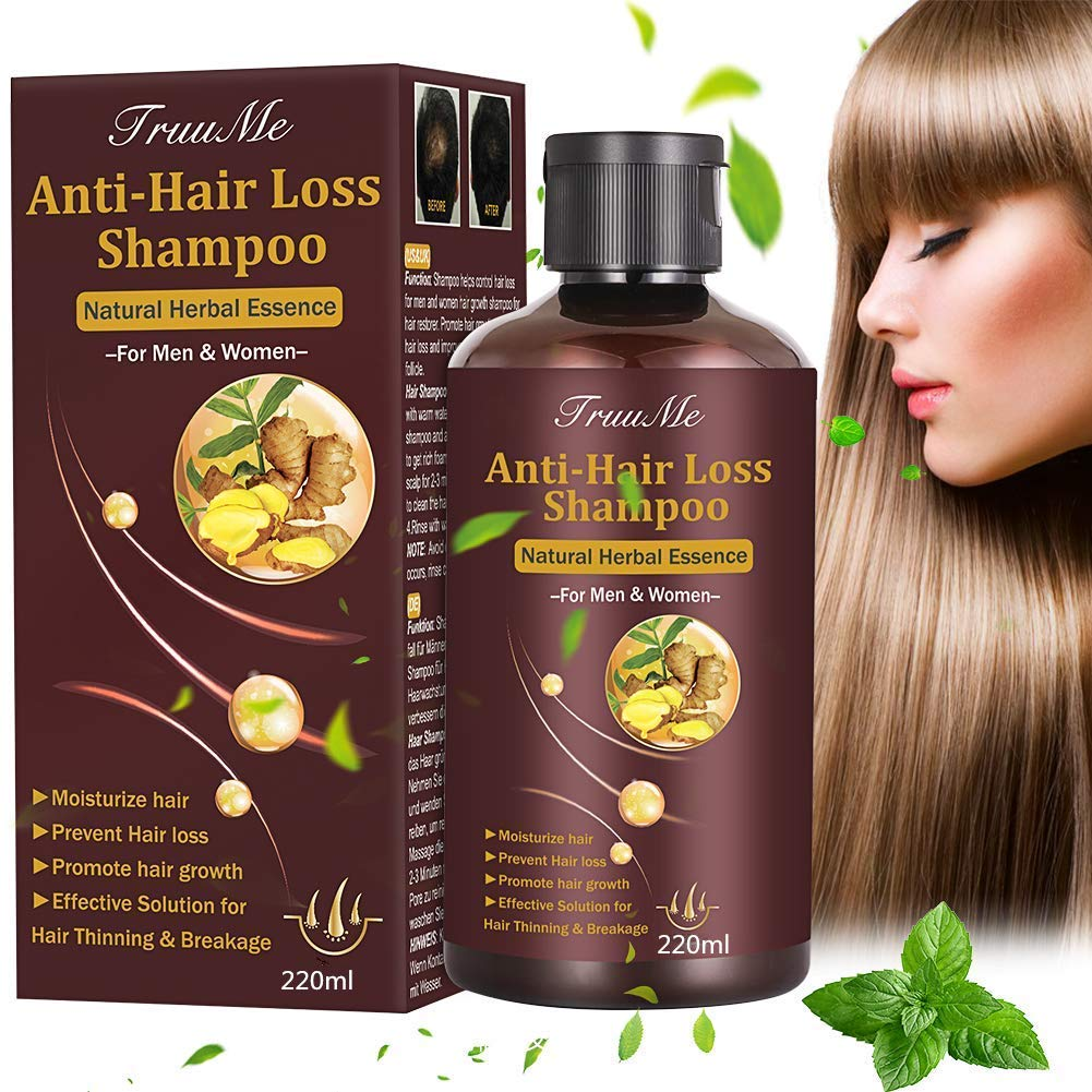 CIDBEST Thickening Hair Loss Treatment Unisex Shampoo