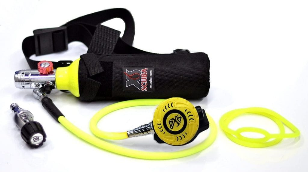 DxDiver Back-Up Air Scuba Diving Kit