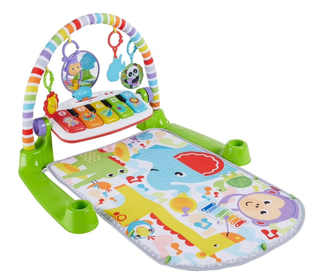 Fisher-Price Gender-neutral Piano Gym Mat