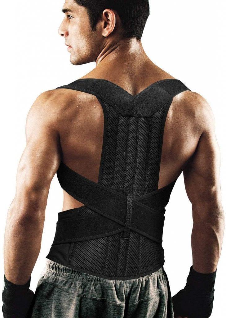 Fitsupport Back Brace Posture Corrector