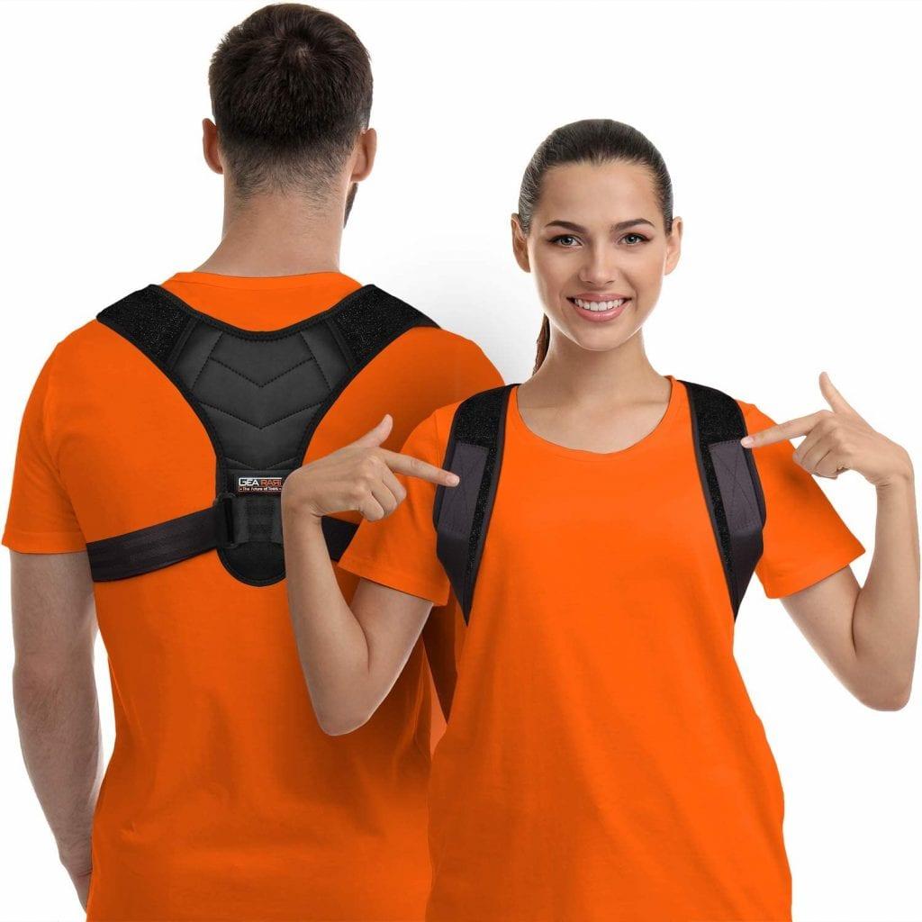 Gearari Adjustable Back Straightener