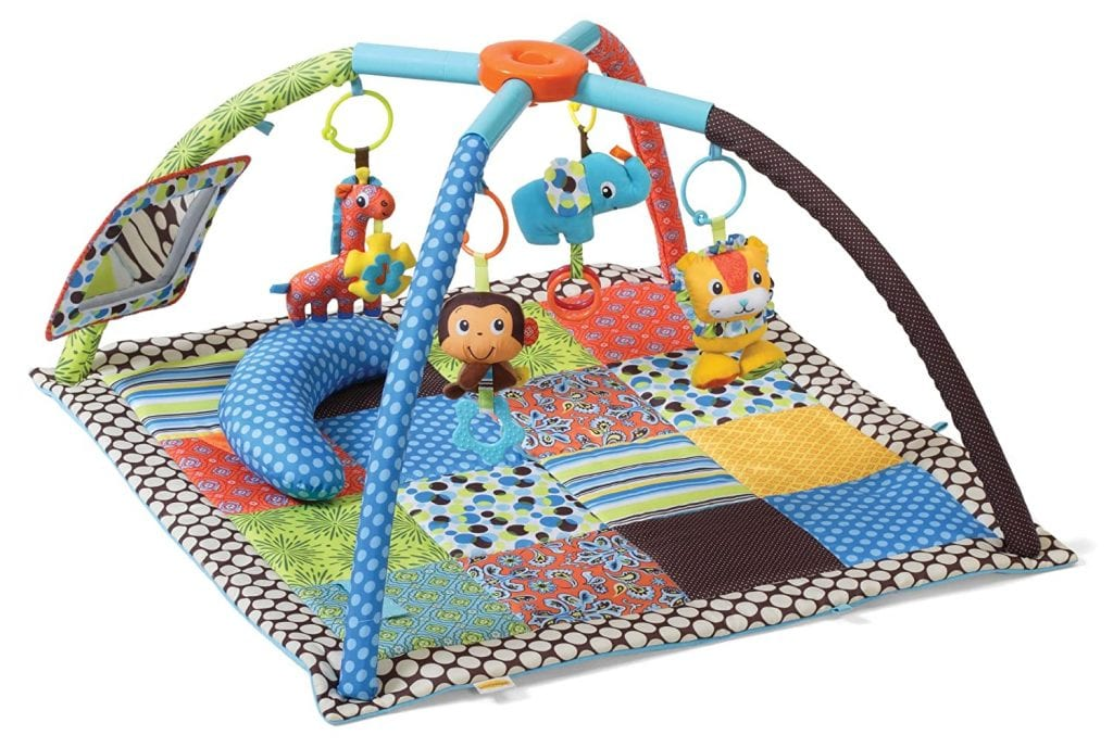 Infantino Twist & Fold Play Mat