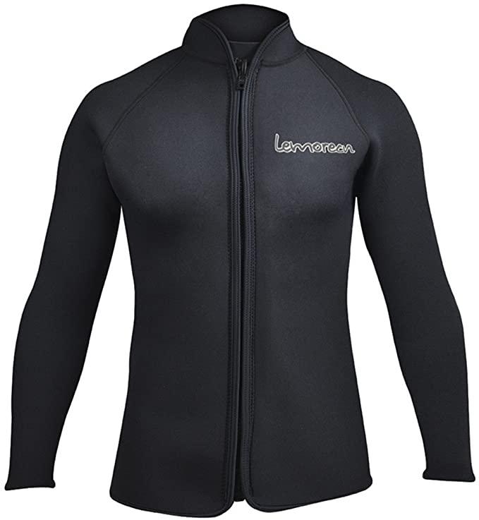 Lemorecn Neoprene 3mm Adult's Swimming Jacket