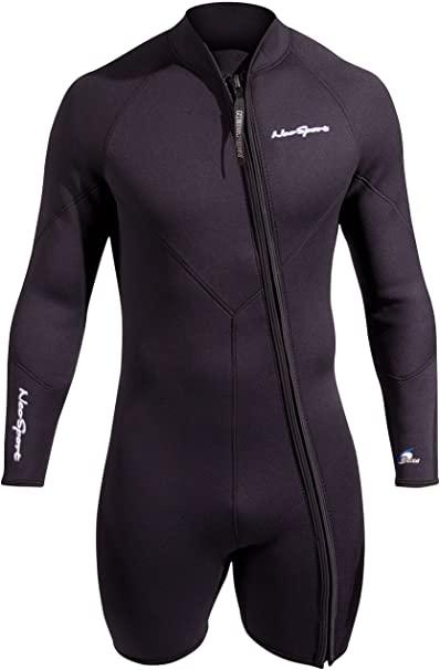 Neo-Sport 3mm Premium Wetsuit Men's Neoprene Jacket