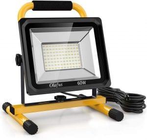 Olafus 60W LED Work Light