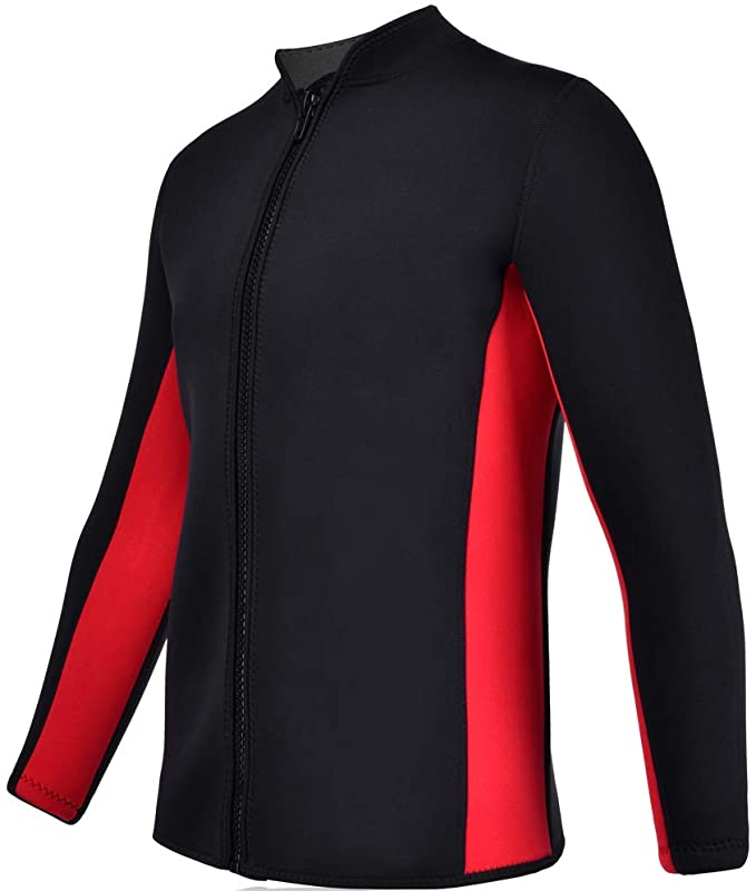 REALON XSPAN 2mm Scuba Diving Snorkel Men & Women Jacket