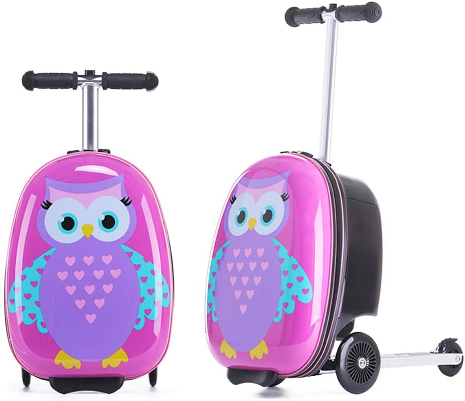 Sondre 18 Inch Kid's Scooter Luggage
