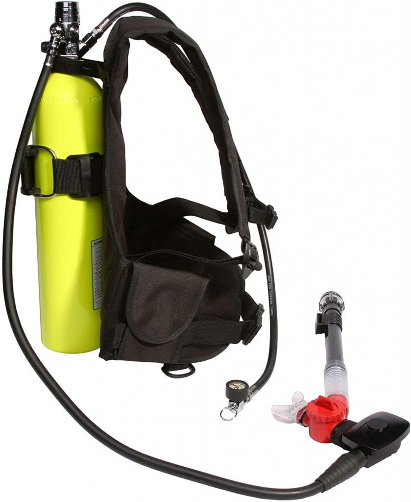 Submersible Systems Dive And Snorkel System Diving Kit