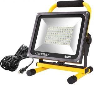 Ustellar 5500LM 55W LED Work Light