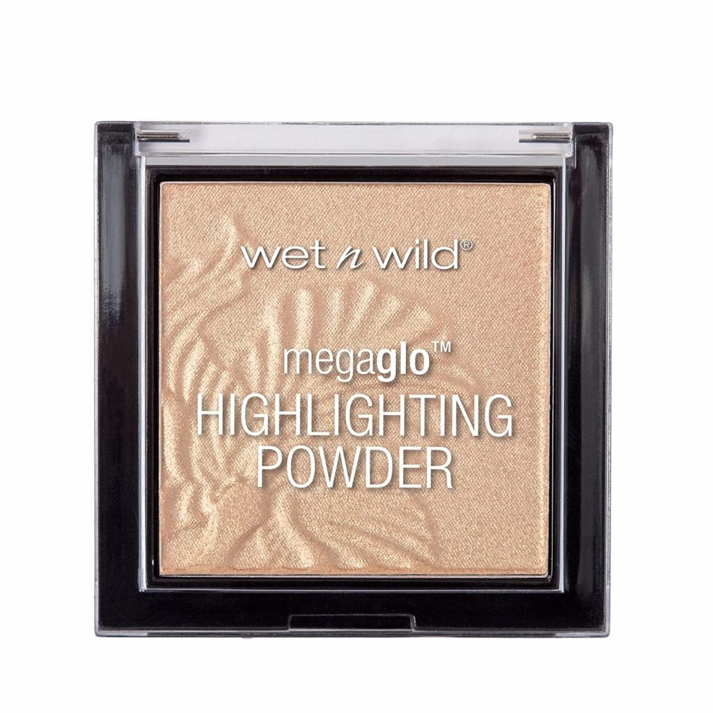 Wet n wild Golden Flower Crown Colour MegaGlo Highlighter Powder