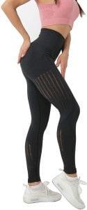 Women's High Waist Seamless Leggings