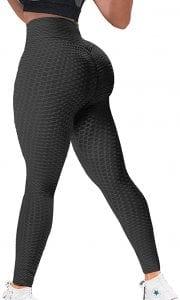 YAMOM High Waist Butt Lifting Yoga Pants