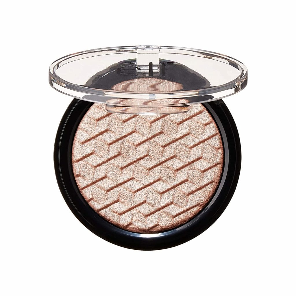 e.l.f Rose Gold Metallic High Shimmer Flare Powder Highlighter