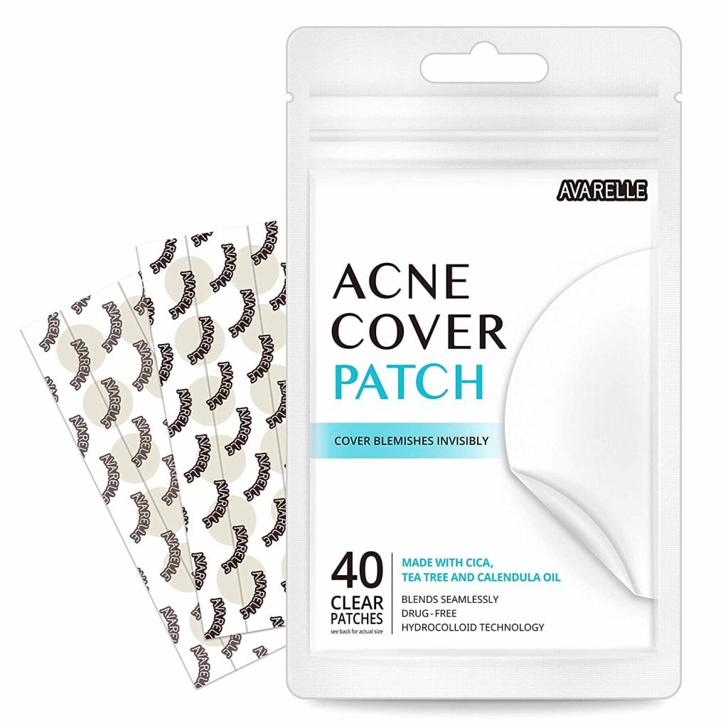 Avarelle Easy Peel Design Tea Tree Calendula Oil Pimple Patch