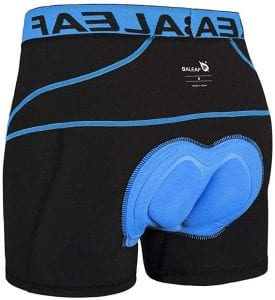 BALEAF Men's Bike Cycling Underwear Shorts