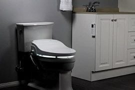 Electric Toilet Seat