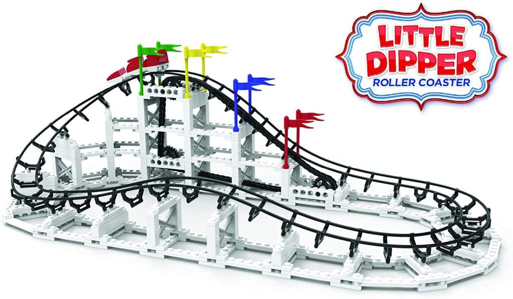 CDX Blocks Dipper Little Fun Roller Coaster