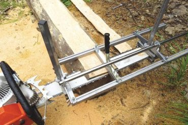 Chainsaw Planking Milling Bar