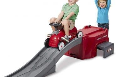 Children Roller Coaster
