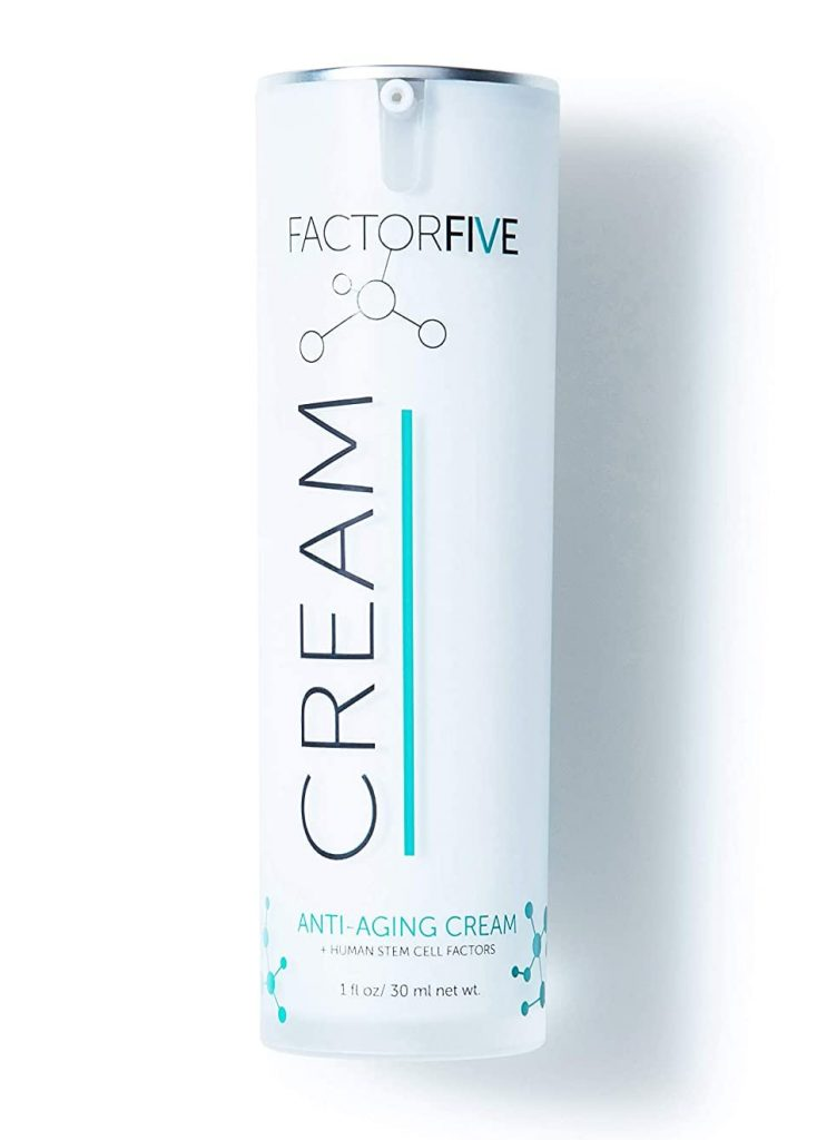 Factorfive Collagen Boost Anti-Wrinkle Acne Scar Repairing Cream