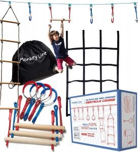 Hyponix Sporting Ninja Obstacle Course