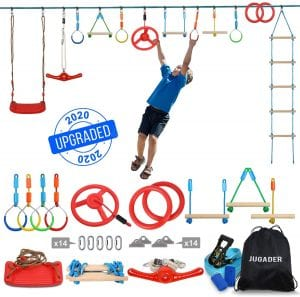 Jugader 65 ft Ninja Warrior Obstacle Course