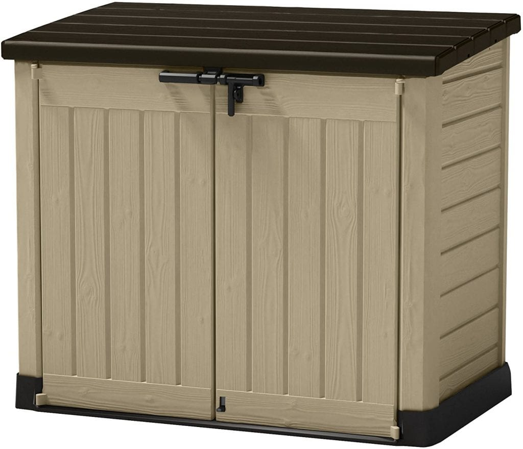 Keter Store-It-Out Horizontal Storage Shed-226814