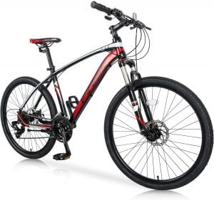 Merax 24 Speed Mountain Bike