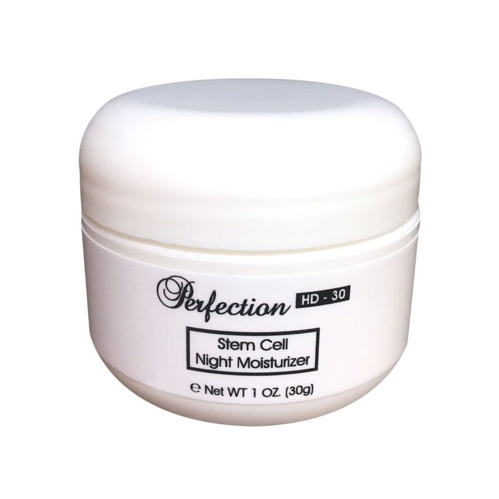 Perfection HD-30 Hypoallergenic Alcohol-Free Stem Cell Night Cream