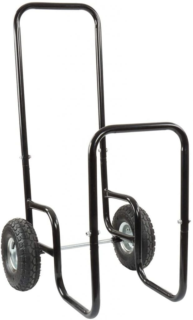 Rural365 Firewood Log Carrier Cart