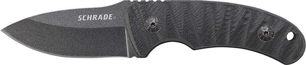 Schrade SCHF57 6.3in Fixed Blade Knife