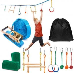 Sonyabecca Ninja Obstacle Course Kit