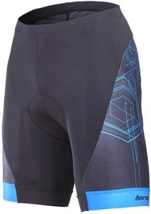 Sponeed Men's Cycling Shorts