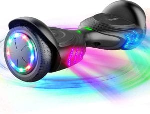 TOMOLOO Hoverboard for Kids