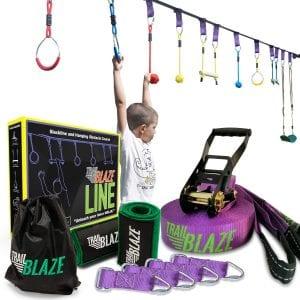 Trailblaze Ninja Warrior Obstacle Course