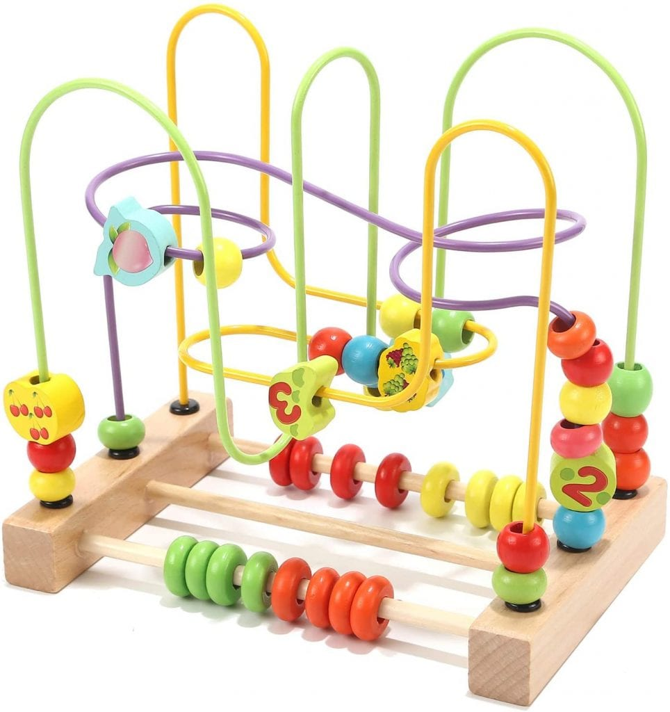 Wondertoys Maze Preschool Toys Gifting Roller Coaster (1-3 Years kids)