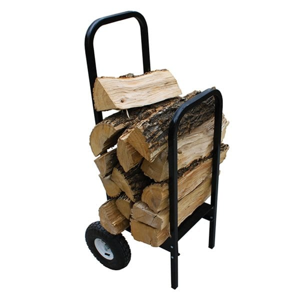 Woodhaven Firewood Log Carrier Cart