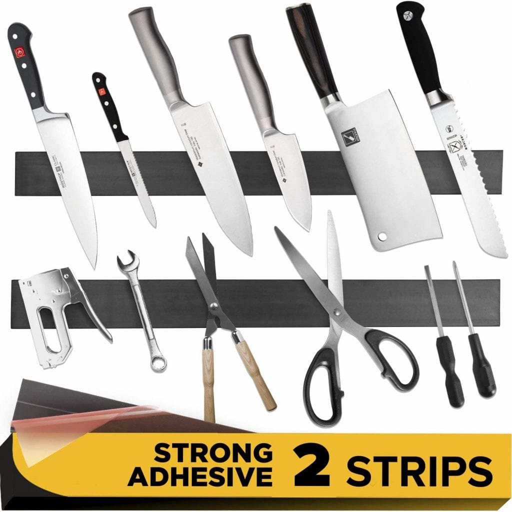 X-Bet Adhesive Magnetic Strip For Knives