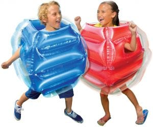 Banzai Cushion Inflatable Surface Bump N Bounce Body Bumpers