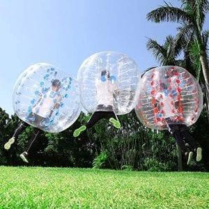 Baturu Store Ultra Thick Ergonomic Design Bubble Soccer Balls