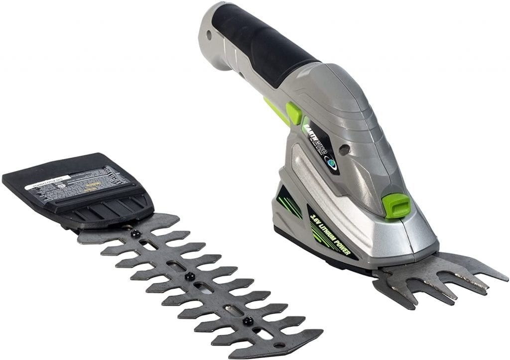 Earthwise Cordless Shrub Shear and Hedge Trimmer
